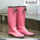 【セール除外商品】 AIGLE(エーグル) MISS MARION (1色)【レディース】【ピンク】【長靴】【雨具】【ZZF8419】