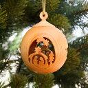 ナッツクーゲル「誕生 (nativity)」 【WF9970-1】【クリスマスオーナメント】