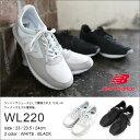 【newbalance/ニューバランス】WL220スニーカー...