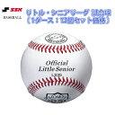 エスエスケイ(SSK)LS35リトル・シニアリーグ試合球日本リトルシニア中学硬式野球協会試合球(1ダース:12個)18SS 送料無料!