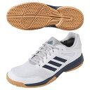 adidas(アディダス) EF2623 ハンドボール シューズ インドア用 Speedcourt M スピードコート M メンズ 19Q3<今ならナンバーシールプレゼント中!>