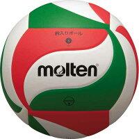 モルテン(Molten) フリスタテック鈴入りボール 5号 V5M9050 バレーボール 13SSの画像