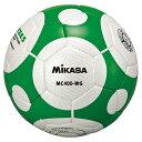 ミカサ(MIKASA) サッカーボール 検定球4号 W/GR MC400WG 12SS
