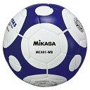 ミカサ(MIKASA) サッカーボール 検定球4号 W/BL MC401WB 12SS