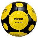 ミカサ(MIKASA) サッカーボール 検定球5号 Y/BK MC500YBK 12SS