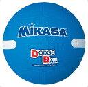 ミカサ(MIKASA) ドッジボール1号 ゴム D1W 12SS