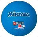 ミカサ(MIKASA) ドッジボール2号 ゴム D2 12SS