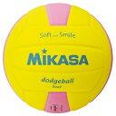ミカサ(MIKASA) キッズドッジボール2号 キ/ピンク SDB2YP 12SS