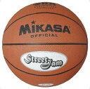 ミカサ(MIKASA) バスケットボール7号 ゴム ブラウン B7JMRBR 12SS