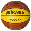 ミカサ(MIKASA) バスケットボール6号人工皮革12ディンプル BZD612 12SS