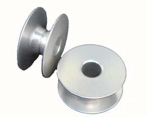 Bobbin (for industrial sewing machines) dimensions diameter 21 * width 9 mm