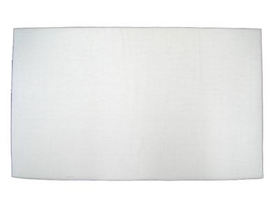 平型タイプの「アイロン台(特大)寸法 1200*700ミリ 厚さ 35ミリ」【送料 2000円】