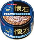 日清ペット キャラット・懐石缶(しらす入りまぐろとささみ)(K11) 80g