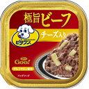 日本ペット ビタワングー 極旨ビーフ チーズ入り 100g GO-4