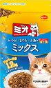 【期間限定】日本ペット ミオ ドライミックス かつお味 1.2kg