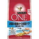 【期間限定】ネスレ ピュリナ ワン ドッグ 1〜6歳 室内飼犬用 お腹の健康から体重ケア 小粒 チキン 2.1kg