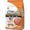 【在庫処分品】ペットライン メディファス 体重ケア 6歳まで 成猫用チキン&フィッシュ味 1.4kg MF-35