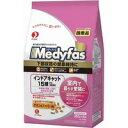 【在庫処分品】ペットライン メディファス インドアキャット 15歳から 長寿猫用 チキン&フィッシュ味 1.4kg MF-64