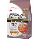 【在庫処分品】ペットライン メディファス 体重ケア 7歳から 高齢猫用チキン&フィッシュ味 1.4kg MF-36