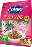 日本ペット ミオコンボ 毛玉対応 かつお味?かつおチップ?小魚添え 700g