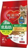 日本ペット ビューティープロ キャット 低脂肪 1歳から 1.5kg