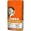 【在庫処分品】マース アイムス 毛玉ケア 成猫用(1歳〜6歳) うまみチキン味 5kg