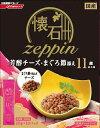 【期間限定】日清ペット 懐石zeppin 11歳以上用 芳醇チーズ・まぐろ節添え 200g
