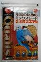 ペッズイシバシ クオリス 小鳥のためのミックスシード (皮ムキタイプ) 900g