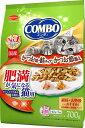 日本ペット コンボキャット 肥満が気になる猫用 かつお味 鮭チップ かつお節添え 700g