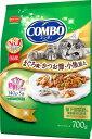 日本ペット コンボキャット まぐろ味 かつお節 小魚添え 700g