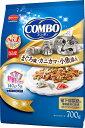日本ペット コンボキャット まぐろ味 カニカマ 小魚添え 700g