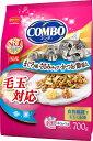 日本ペット コンボキャット 毛玉対応 まぐろ味 ささみチップ かつお節添え 700g