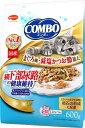 日本ペット コンボキャット 猫下部尿路の健康維持 まぐろ味 減塩かつお節添え 600g