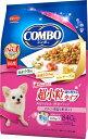 日本ペット コンボドッグ 超小型犬用 角切りささみ 野菜ブレンド 840g