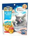 日本ペット コンボプレゼント キャット おやつ 猫下部尿路の健康維持 42g(3g×14袋)