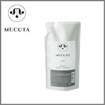 Mucota A/31 sweet almond moisture Shampoo 200 ml refill