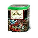 セバスティ動物型紅茶 チャイニーズドラゴン ジャスミングリーンティー100g / 紅茶 プレゼント ギフト