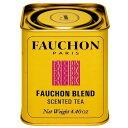 FAUCHON(フォション) フォションブレンド 125gリーフ 缶入り / 紅茶 フレーバード フランス パリ 人気