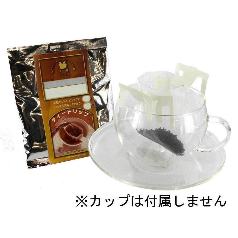 深蒸し抹茶入玄米茶 1杯分 [日本茶]