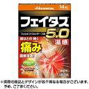 ★【第2類医薬品】フェイタス5.0温感 14枚 肩こり 解消グッズ 腰痛 薬