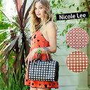 6ヶ月間保証付 ニコールリー専門店 nicole leeバッグ&財布トップクラスの品ぞろえ! ニコルリー フローラルボストンバッグ セレクトショップ レディース 大容量 大人カジュアル