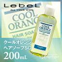 [スーパークールタイプ 頭皮をすっきり・さっぱりと洗い上げる]ルベル スカルプ スキャルプ シャンプー 美容師さん愛用 サロン専売品