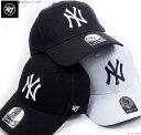 47 Brand キャップ【 ヤンキース キャップ 】Yankees '47 MVP/47 Brand (47ブランド) スナップバック/MLB キャップ/NY/ヤンキース/ニューヨークヤンキース キャップ/