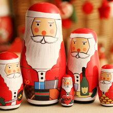 クリスマス santacryoshka サンタクリョーシカ LOVE
