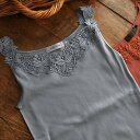 dolly sean race camisole [easy ギフ _ packing] [comfortable ギフ _ expands an address]