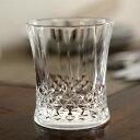 クリスタルカット 樹脂グラス