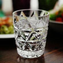 TRIA プレスガラス風 樹脂タンブラー