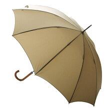 WAKAO 紳士10本骨雨長傘