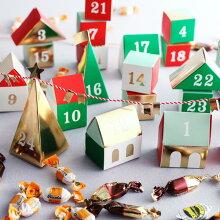クリスマス アドベントカレンダー/merimeri