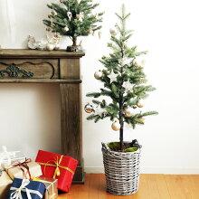 クリスマス バスケットツリー